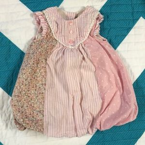 Other - Chelsea's corner bubble dress pink
